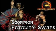 Mortal Kombat 9 'scorpion Fatality Swaps (1/2)' [1080p] Pc Mods True-hd Quality