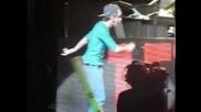 Найл рапира на концерт