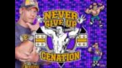 Песента на John Cena