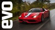 Ferrari 458 Speciale Aperta | evo Reviews