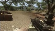 Far Cry 2 on P4 3.0 7600gs Agp