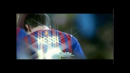 Lionel Messi - The Chase Is On - 2012