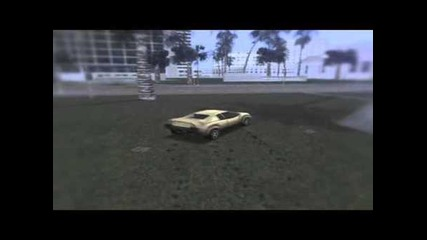 udt.psych0 Drifting in Gta Vice City