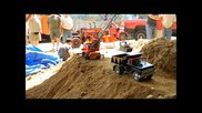 Rc Mining at Brownsville,pa Steam Show