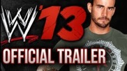 Wwe 13 Official Trailer 720p (gameplay/footage)
