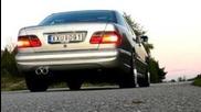 Mercedes W210 E55 Amg