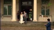 Сватбата на Весела Тотева и Елин Топузаков