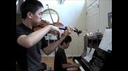 Naruto - Grief and Sorrow Violin and Piano