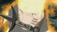 Sasuke Rinengan & Naruto Six Paths Sage Mode Vs Madara Rikudou [amv]
