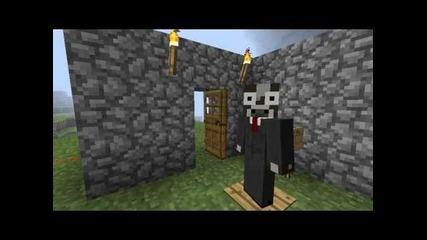 Minecraft какво е нужно за да се затвори една врата