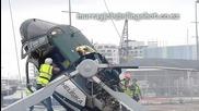 Хиликоптер катастрофира Hd