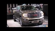 2015 Gmc Canyon Pickup Truck Walkaround