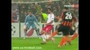 Шахтюр vs Брага (първи гол)