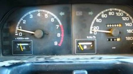 Daihatsu Charade 1.3i revv limit