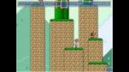 Super Luigi and the Golden Shrooms - Gameplay