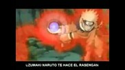 Драконова топка Рап срещу Наруто Рап