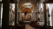 Tomaso Albinoni, Adagio G-moll/ Baroque Church in Sitio da Nazare, Portugal