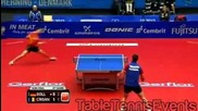 European Championships 2012   Timo Boll vs Adrian Crisan
