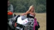 German Stuntdays 2009 -stunt Girl Mai Lin-