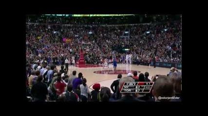 Jeremy Lin Game Winner @ Toronto Raptors 14/2/12- кажете не е ли добър а?