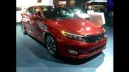 2014 Kia Optima - 2013 New York Auto Show