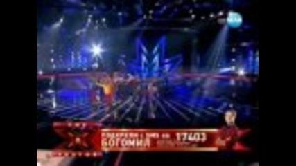 Богомил Бонев - Mamma mia .. X Factor .. 29.11.2011
