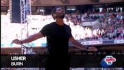 Usher Live @ Capital Fm Summertime Ball,wembly Stadium London Uk 2012 Part 2 Hq