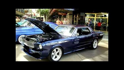 Street Muscle Car Show