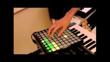 Launchpad Drum N Bass!