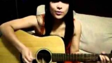 Ginette Claudette (give Love A Try) Nick Jonas Cover