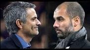 Jose Mourinho vs Pep Guardiola