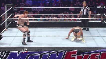 Sheamus vs. Cody Rhodes