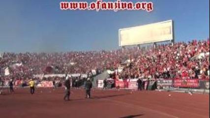 Ofanziva: C S K A Sofia - Lewcki (20.10.2012)