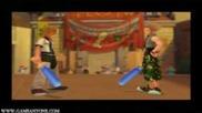 Kingdom Hearts Ii: Final Mix + - [critical - Hd] - Part 7 - [the 4th Day 01 - Struggle 01]
