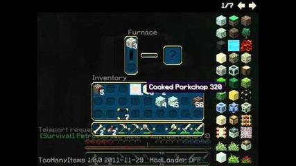 Minecraft survival 3 епизод (1part)