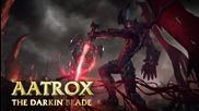 League of Legends - Aatrox Champion Spotlight