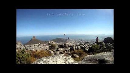 Wingsuit - Сблъсък със скала (джеб Корлис)