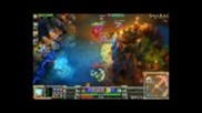 League of Legends 5v5 gameplay with live dual commentary 13 - Rumble