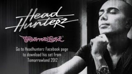 Headhunterz-live at Q-dance{tomorrowland 2012}