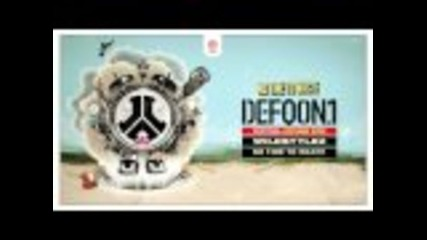 Wildstylez - No Time To Waste, official Defqon.1 Festival Anthem 2010