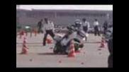 Японски полицейски мотоциклети