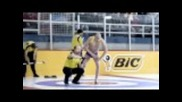 Wtf! Insane Human Curling by Bic Flex 3