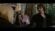 The Twilight Saga Breaking Dawn - Part 2 - Здрач:зазоряване част 2 Целият трейлър финал