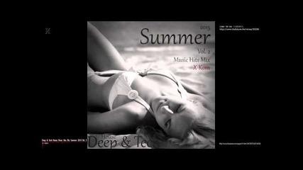 Deep & Tech House Music Hits Mix Summer 2015 Vol. 2 by X-kom (teaser)