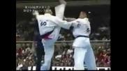 Karate Kyokushinkai !