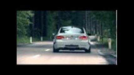 Bmw M3 with Akrapovic exhaust