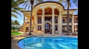 Fort Lauderdale Mediterranean Style Estate With Beautiful Grand Staircase