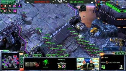 Afktv010.p06.sc2 - Game Ninja Sc2 Финали - Db_giantt vs. Batetoshko
