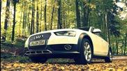 ' 2013 Audi A4 Allroad Quattro ' - Test Drive & Review - Thegetawayer