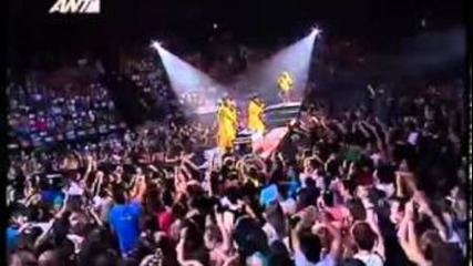 Vegas ft. Giorgos Mazonakis Pio Psila - Vma 2012 Re-edit (mad Video Music Awards 2012)
